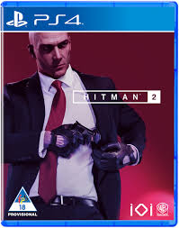 HITMAN 2- PS4 USED GAME
