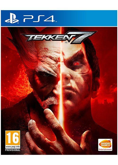 TEKKEN 7 – PS4 BRAND NEW GAME