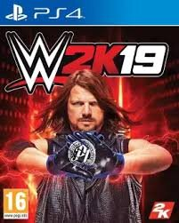 WWE 2K19 – PS4 USED GAME