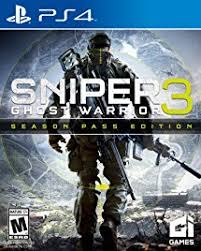 PS4 Sniper Ghost warriors 03122319157