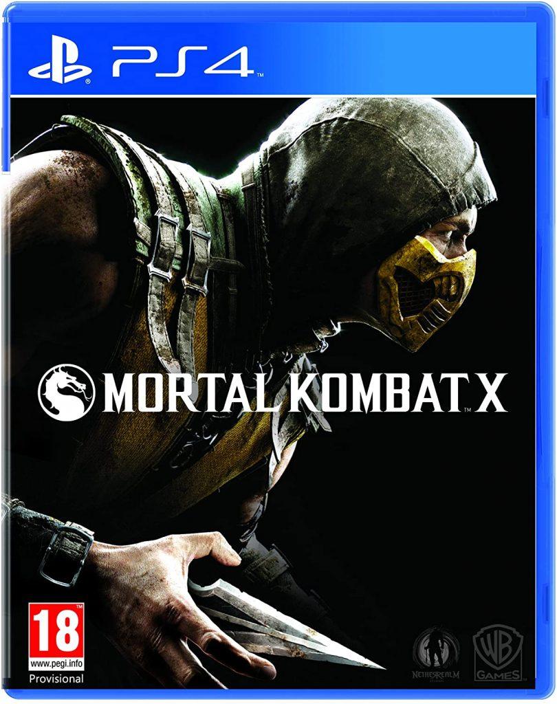 MORTAL KOMBAT X – PS4 USED GAME