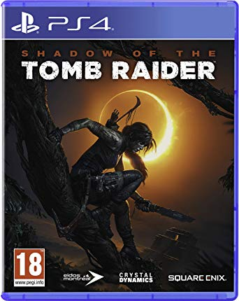 SHADOW OF TOMB RAIDER – PS4 USED GAME