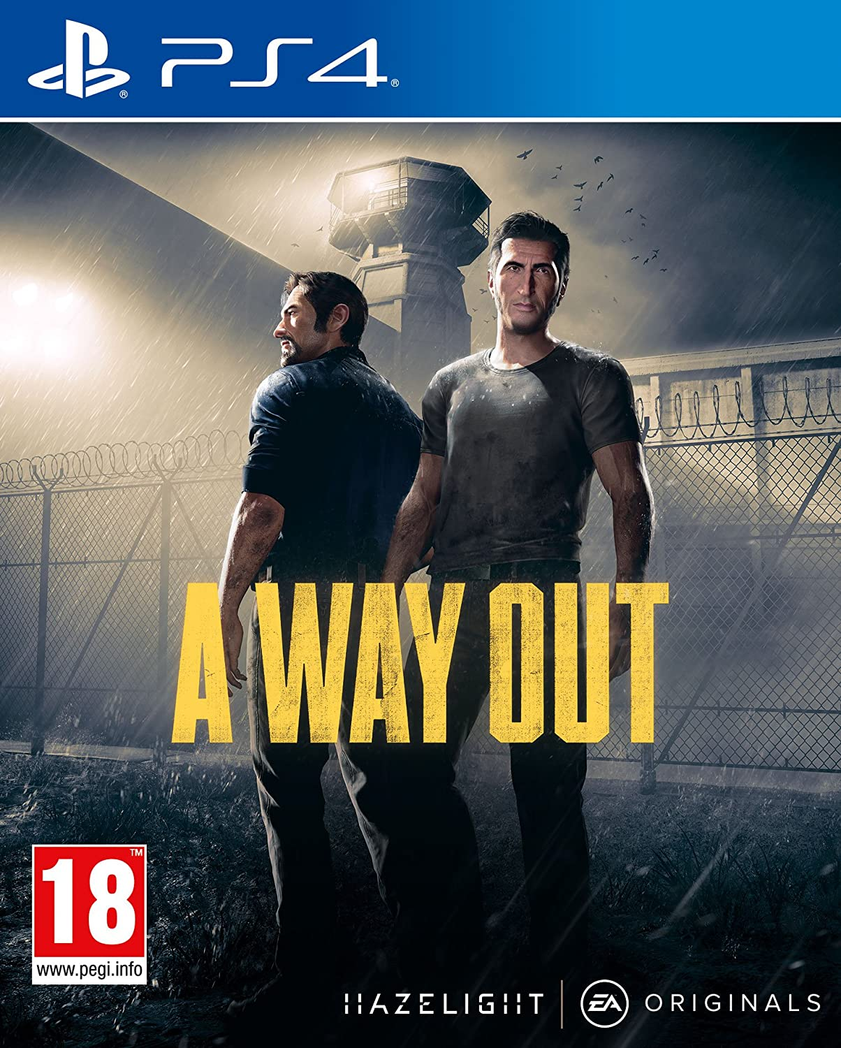 A Way Out Amazon