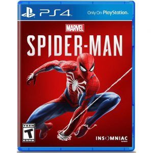 MARVEL SPIDER-MAN - PS4 (USED GAME) SONY EXCLUSIVE 03122319157 KARACHI