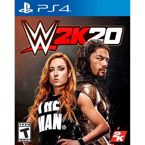 WWE 2K20 – PS4 USED GAME