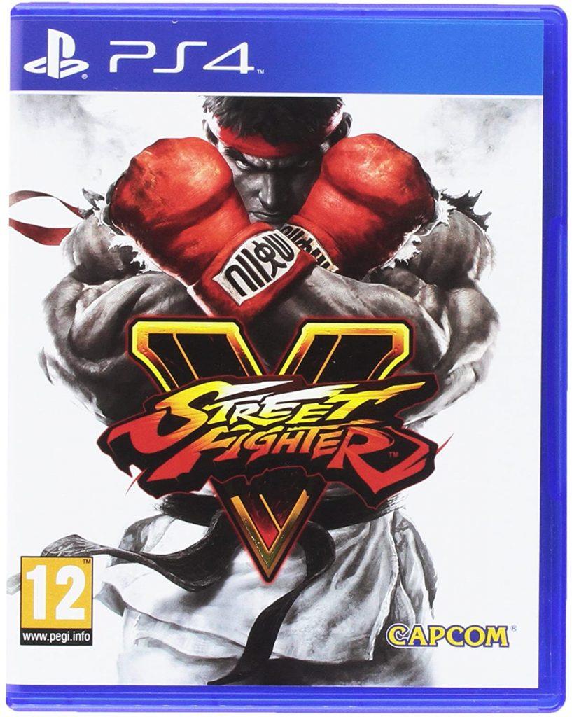STREET FIGHTER V5 STANDARD EDITION BRAND (NEW Game)