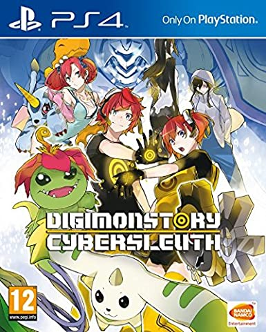DIGIMONSTORY CYBERSLEUTH -PS4 (USED GAME)
