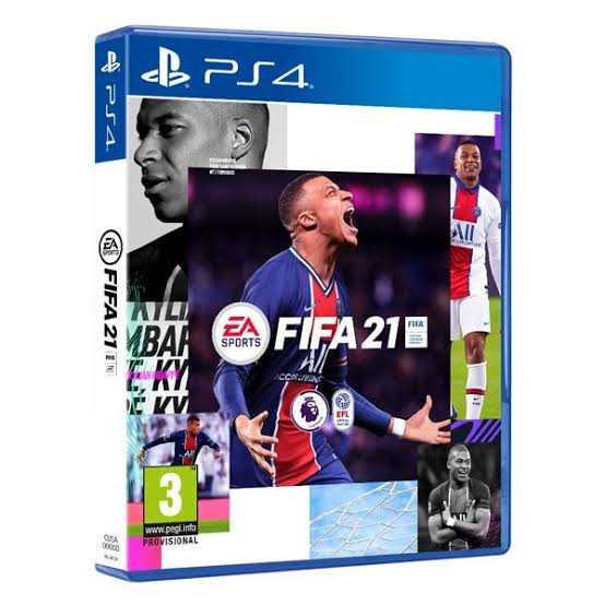 FIFA 21 Standard Edition – PS4 (Brand New)