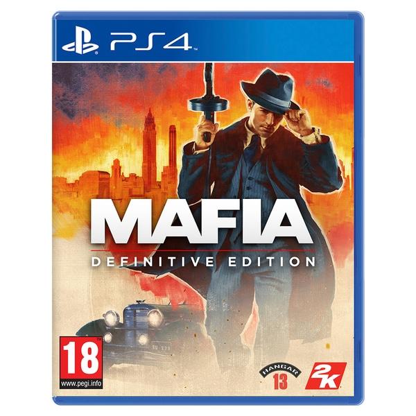 MAFIA DEFINITIVE EDITION – PS4 USED GAME