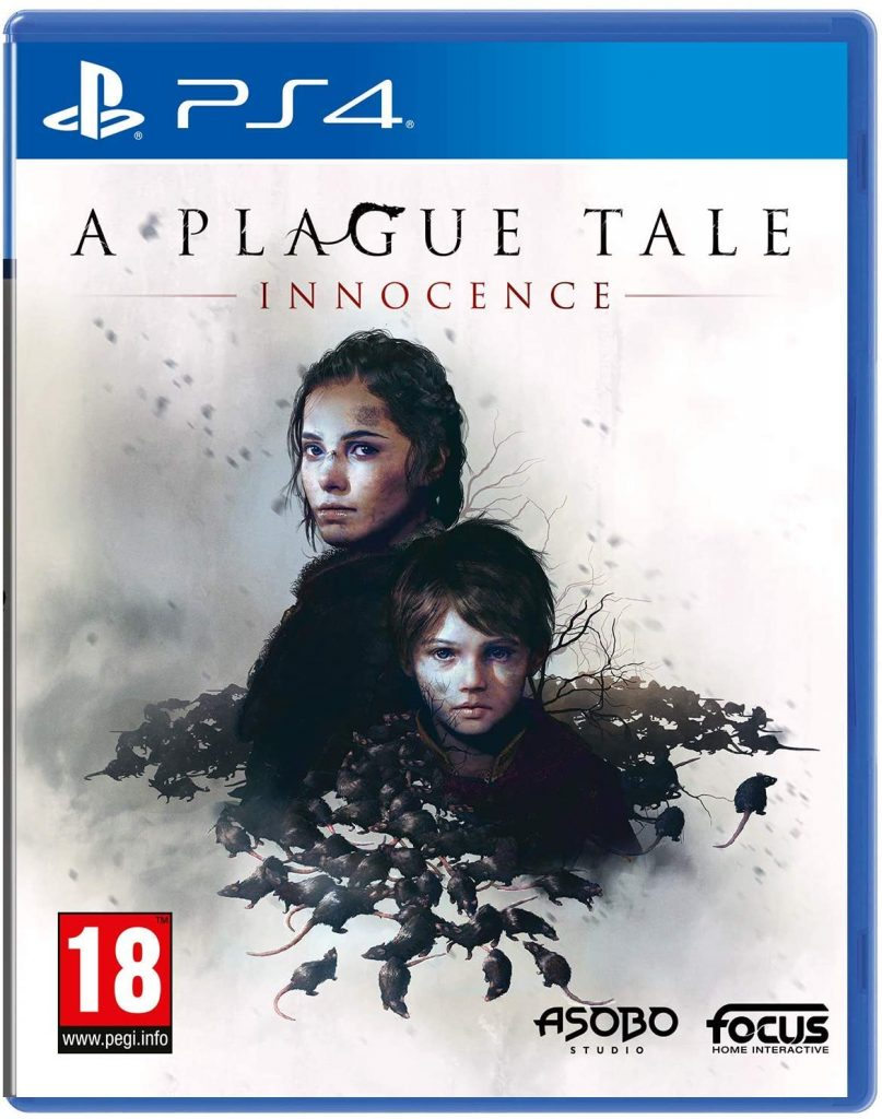 A Plague Tale Innocence – PS4 (BRAND NEW GAME)