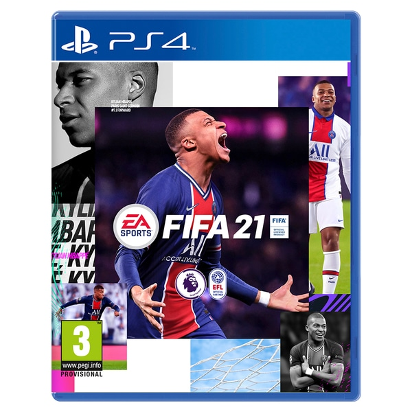 FIFA 21 – PS4 (BRAND NEW GAME)