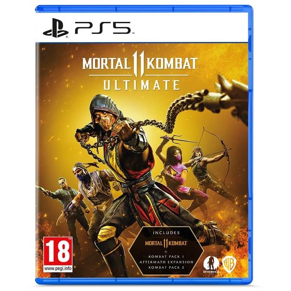 Mortal Kombat 11: Ultimate – PS5 NEW GAME