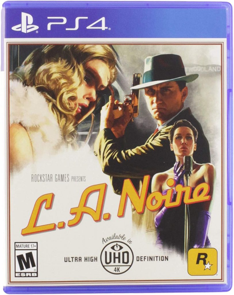 L.A. Noire – PS4 USED GAME
