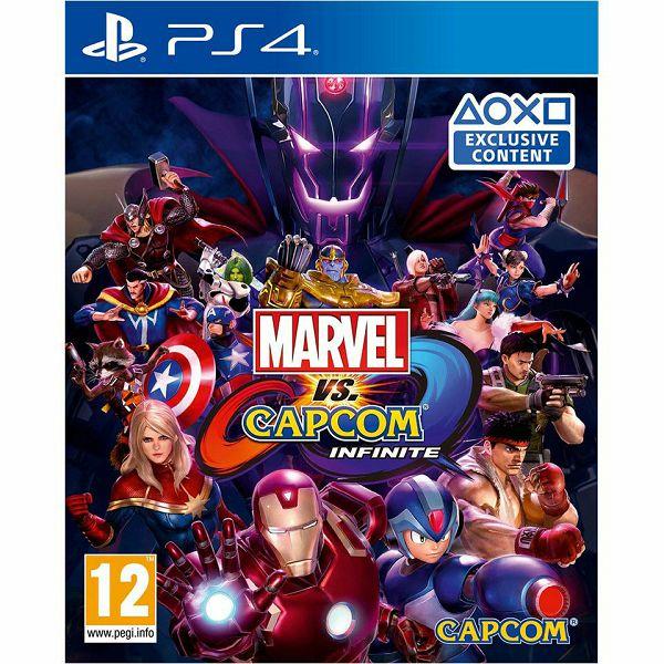Marvel vs Capcom Infinite – PS4 NEW GAME