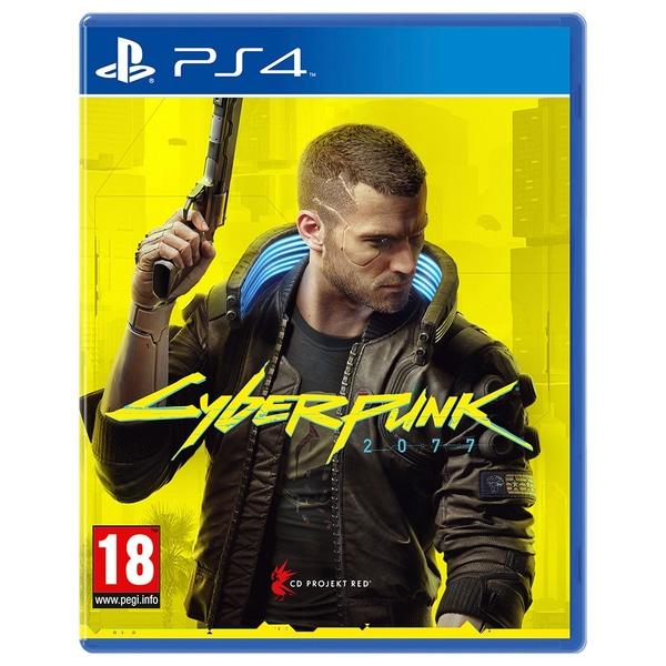 CYBERPUNK 2077 – PS4 USED GAME