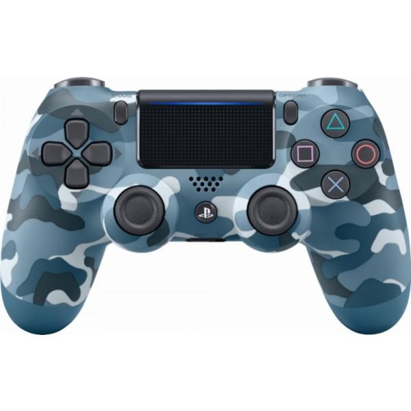 DUALSHOCK 4 PS4 CONTROLLER – BLUE CAMOFLAGUE COLOR (MASTER COPY)