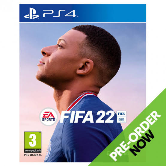 FIFA 22 – PS4 Game ( New Game)