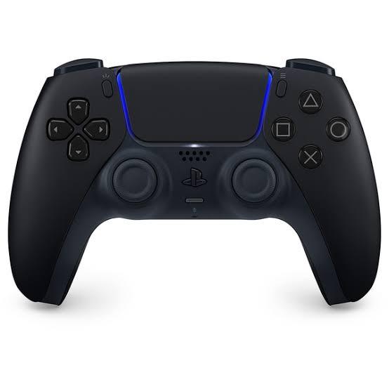 PlayStation PS5 Black DualSense Wireless Controller (NEW)