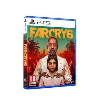 FarCry 6–(New) PS5 Game